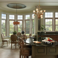 Click to view  Vinyl Windows gallery